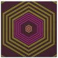 rug #1277443   square purple geometry rug