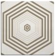 rug #1277511   square white retro rug