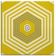 rug #1277523 | square yellow rug