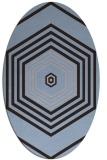 rug #1277674 | oval popular rug