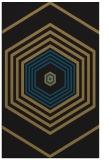 rug #1277959 |  brown retro rug