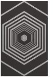 rug #1278155 |  red-orange retro rug