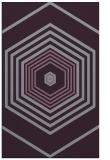 rug #1278187    purple retro rug