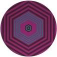 rug #1278382 | round retro rug