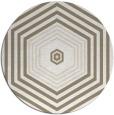 rug #1278615   round beige retro rug