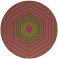 rug #1278647   round retro rug
