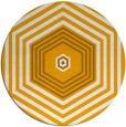 rug #1278655   round light-orange retro rug