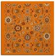 rug #1279035 | square beige borders rug
