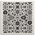 rug #1279039 | square white borders rug