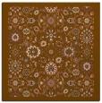 rug #1279187   square brown borders rug