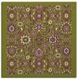 rug #1279283   square purple traditional rug