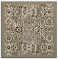 rug #1279351 | square white traditional rug