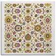 rug #1279363 | square white borders rug