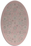 rug #1279530 | oval borders rug