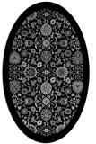 rug #1279553   oval borders rug