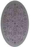 rug #1279661 | oval borders rug
