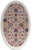 rug #1279665 | oval borders rug