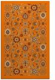 rug #1279771 |  beige damask rug
