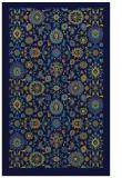 rug #1279803 |  blue rug