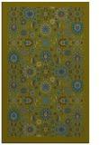 rug #1279847    green traditional rug