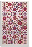 rug #1279887 |  red traditional rug