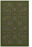 rug #1279911 |  green rug