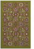 rug #1280019 |  purple traditional rug