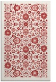 rug #1280039 |  red traditional rug