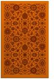rug #1280047 |  red-orange popular rug