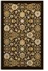 rug #1280075 |  brown traditional rug