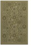 rug #1280123    light-green damask rug