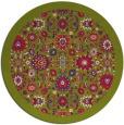 rug #1280262   round traditional rug