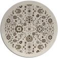 rug #1280306 | round damask rug
