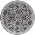 rug #1280363 | round orange popular rug