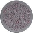 rug #1280397 | round borders rug