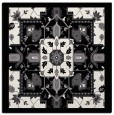 rug #1280879 | square white traditional rug