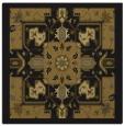 rug #1280895 | square black popular rug