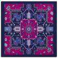 rug #1280911   square blue traditional rug