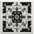 rug #1281023 | square black borders rug