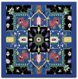 rug #1281079 | square black borders rug
