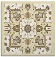rug #1281199 | square white borders rug