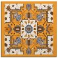 rug #1281239 | square white rug