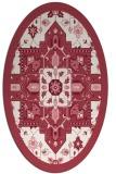 rug #1281477   oval borders rug