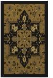 rug #1281631 |  mid-brown borders rug