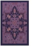 rug #1281707 |  purple popular rug