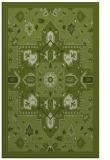 rug #1281739 |  green damask rug