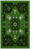 rug #1281755 |  green borders rug