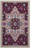 rug #1281779 |  pink borders rug