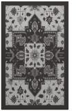 rug #1281835 |  red-orange borders rug