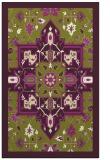 rug #1281859 |  purple damask rug